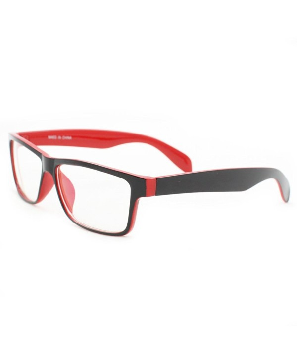 HOTLOVE Rectangle Fashion Sunglasses optical