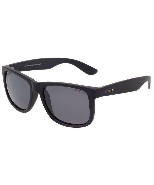 PUKCLAR Polarized Wayfarer Sunglasses Protection