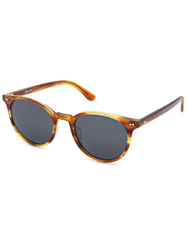 Hourvun SH014C3 Vintage Sunglasses Polarized