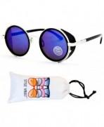 A71 vp Aviator Sunglasses S2443V Black Blue