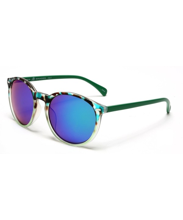 Florence Classic Wayfarer Sunglasses Trasparent