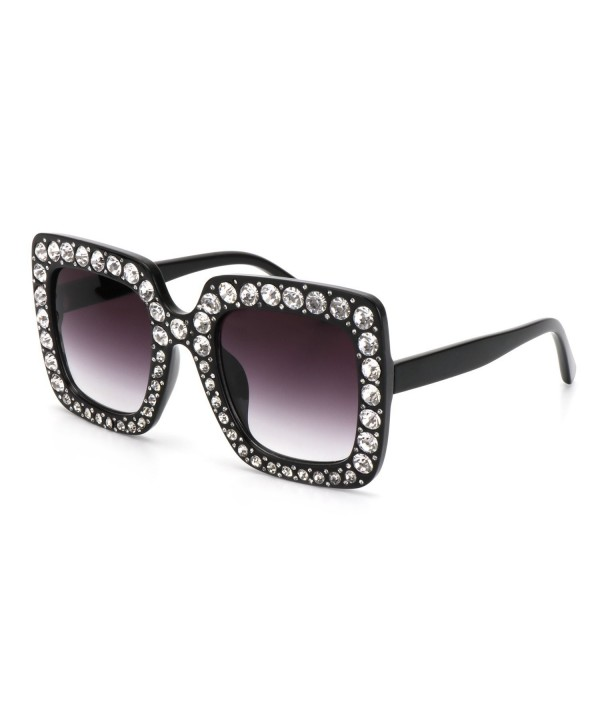 ROYAL GIRL Sunglasses Oversized Designer