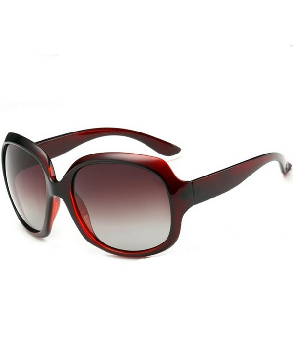 MOTINE Oversized Polarized Sunglasses Fashion