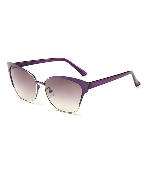 Tansle Vintage Fashion Aviator Sunglasses